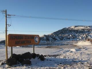 McMurdo Sign